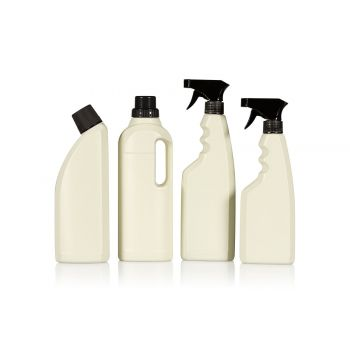 Recycled Multi bottles HDPE Ivory