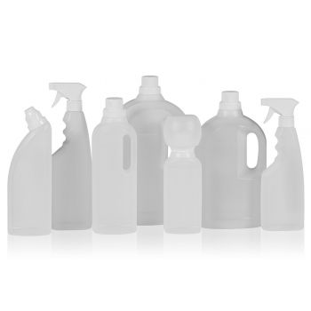Multi Bottle HDPE Natural 567