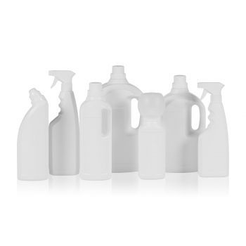 Multi Bottle HDPE White
