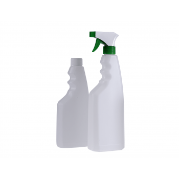Multi Trigger Bottle HDPE Natural