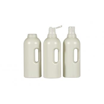 Recycled Basic Round One2dose HDPE Ivory